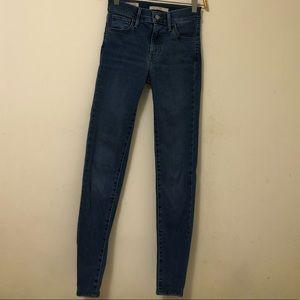 Levi's 720 High Rise Super Skinny Jean